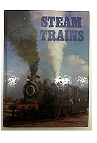 9781855011304: Steam Trains a World Portrait