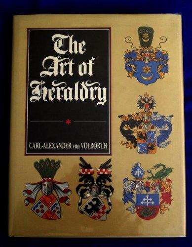 9781855011540: The Art of Heraldry