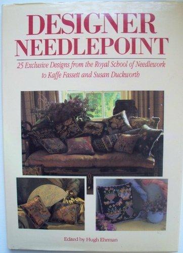 DESIGNER NEEDLEPOINT.: KAFFE AND SUSAN DUCKWORTH. FASSETT