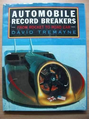 9781855012745: Automobile Record Breakers