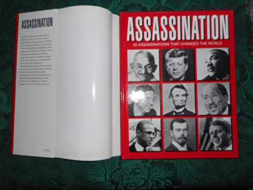 Assassination. 20 Assassinations That Changed History.: Davis, Lee