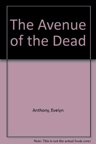 9781855014329: The Avenue of the Dead