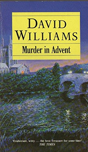 9781855014442: Murder in Advent