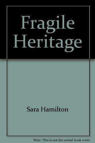 9781855014657: Fragile Heritage