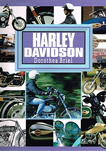 Harley Davidson (Style Manual): Briel, Dorothea
