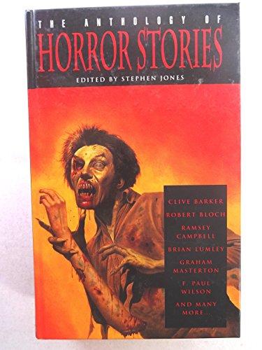 9781855015043: Anthology of Horror Stories