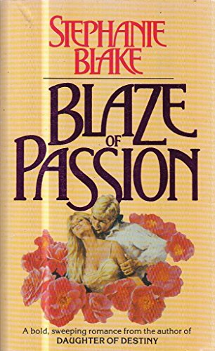 9781855016569: Blaze of Passion