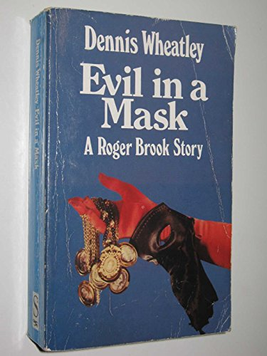 9781855016590: Evil in a Mask