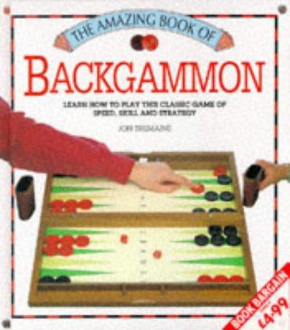 9781855017689: Backgammon - The Amazing Book (Amazing book series) (Spanish Edition)