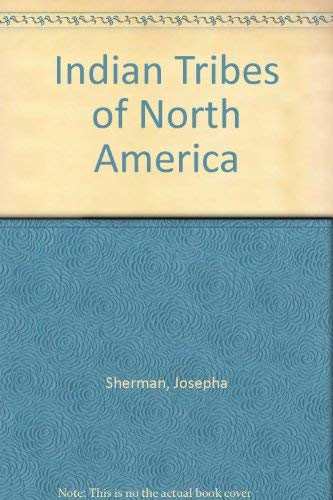 9781855018297: Indian Tribes of North America