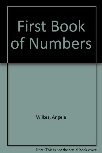 9781855018808: First Book of Numbers