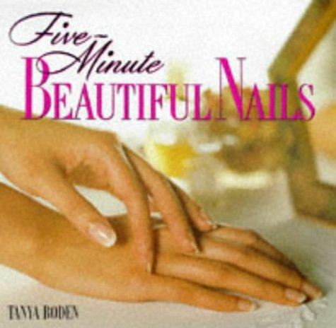 9781855018969: Beautiful Nails (Five-minute Series)