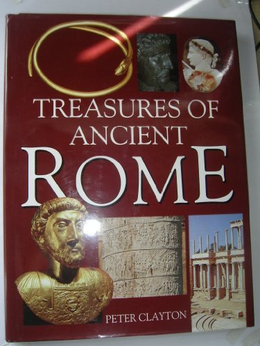 9781855019201: Treasures Of Ancient Rome