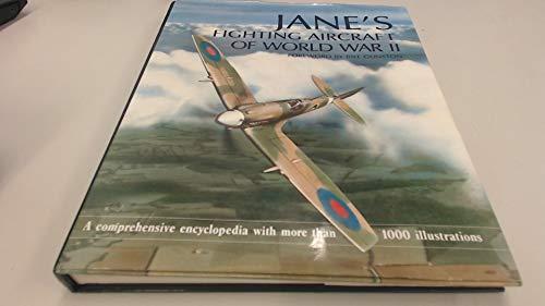 9781855019966: Jane's Fighting Aircraft of World War II