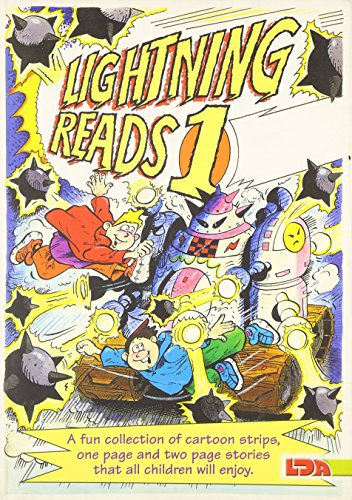 9781855033450: Lightning Reads: Bk.1: A Fun Collection of Cartoon Strips, One Page and Two Page Stories That All Children Will Enjoy