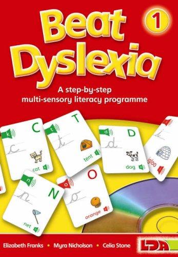 9781855034174: Beat Dyslexia: Bk. 1: A Step-by-step Multi Sensory Literacy Programme