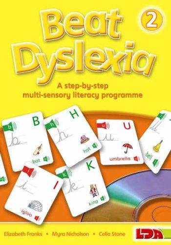 9781855034181: Beat Dyslexia: A Step-by-step Multi-sensory Literacy Programme: Bk. 2