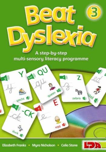 9781855034198: Beat Dyslexia: Bk. 3: A Step-by-step Multi-sensory Literacy Programme