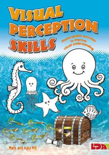 9781855034228: Visual Perception Skills: Photocopiable Activities to Improve Visual Understanding