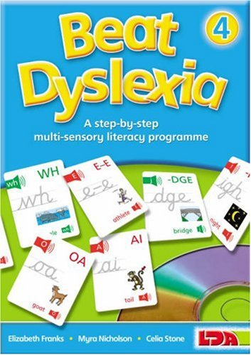 9781855034372: Beat Dyslexia: Bk. 4