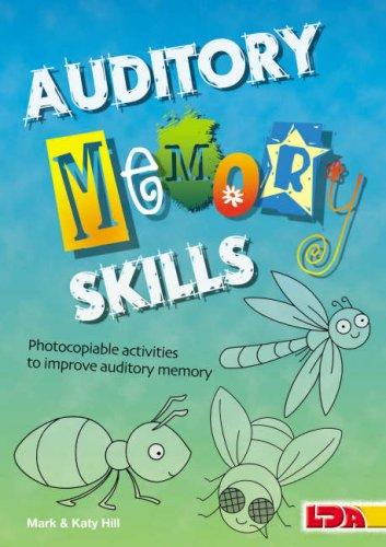 9781855034402: Auditory Memory Skills