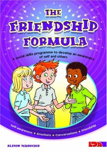 The Friendship Formula: Schroeder, Alison