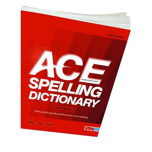 9781855035058: Ace Spelling Dictionary