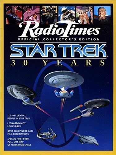 Star Trek 30 Years - Radio Times: Lee Anne Nicholson
