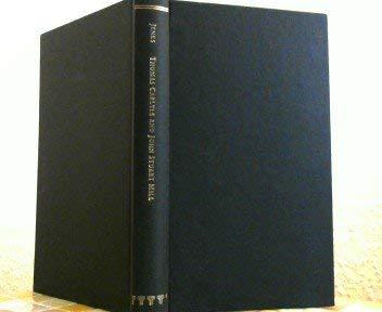 Thomas Carlyle and John Stuart Mill: Edward Jenks