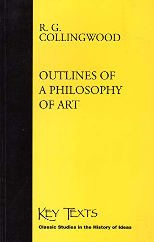 9781855063167: Outlines of a Philosophy of Art (Key Texts)