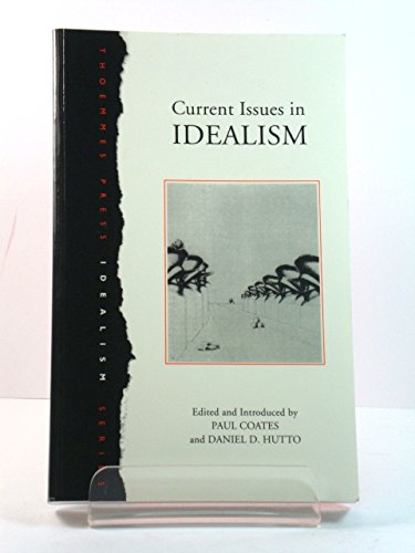 9781855064348: Current Issues in Idealism
