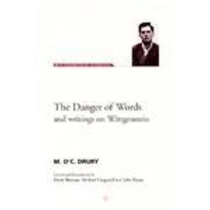 9781855064904: The Danger of Words: And Writings on Wittgenstein (Wittgenstein Studies)