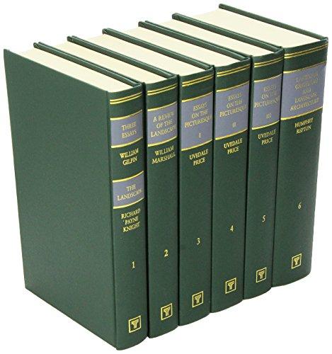 Aesthetics & Picturesque 1795-1840: Budge, Gavin