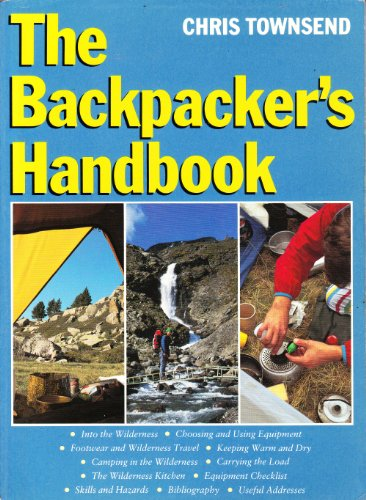 9781855092006: The Backpacker's Handbook