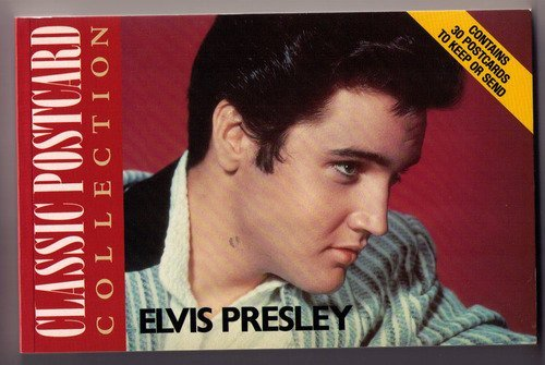 9781855100572: Classic Postcard Collection: Elvis Presley