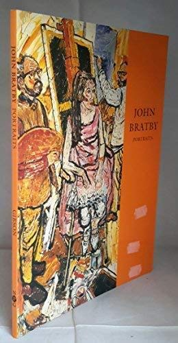 John Bratby: Portraits: Gibson, Robin