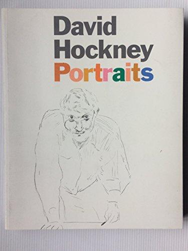 9781855143623: David Hockney Portraits