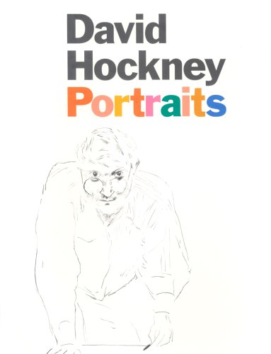 9781855143753: David Hockney portraits: Portraits (E)