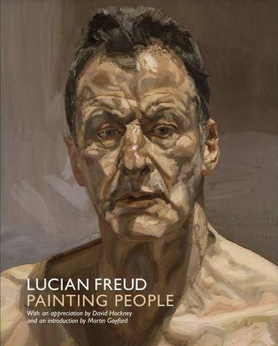 9781855144545: Lucian Freud: Painting People. Introduction by Martin Gayford