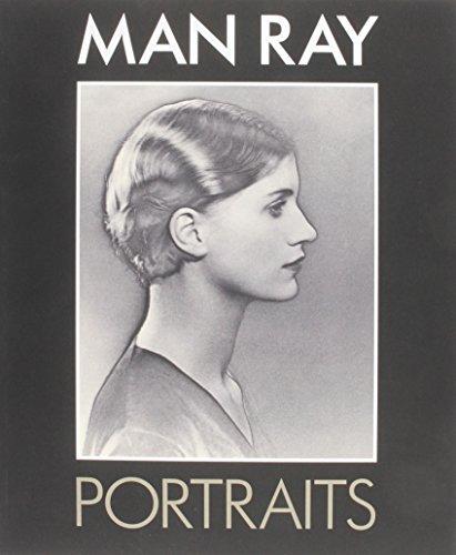 Man Ray Portraits: Pepper, Terence; Warner, Marina