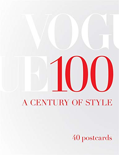 9781855145818: Vogue 100: A Century of Style: 40 Postcards (Postcard Box)