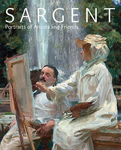 9781855146006: Sargent Portraits of Artists and Friends