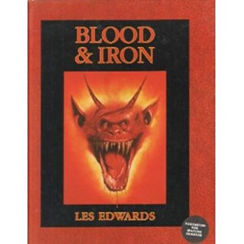 9781855150003: Blood & Iron