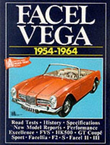 Facel Vega 1954-64 (Brooklands Road Test Books)