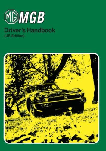 9781855200722: Mgb Driver's Handbook (Us Edition) (Official Handbooks)