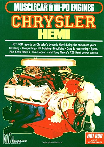 Chrysler Hemi (Musclecar and Hi-Po Engine Series): Clarke, R.M.