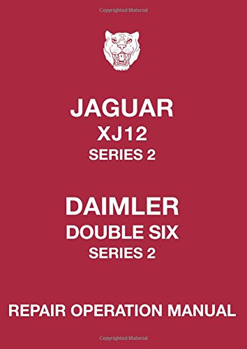 Jaguar Xj12 Daimler Double 6 (Hardcover): British Leyland Limited