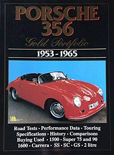 9781855202344: Porsche 356 Gold Portfolio, 1953-65