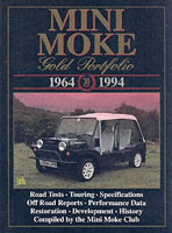 9781855202405: Mini Moke, 1964-1994 (Brooklands Road Test Books)