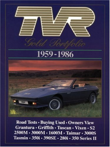 TVR Gold Portfolio 1959-86: Clarke, R